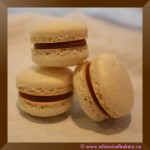FRENCH MACARON crispy outside with a soft meringues centre filled with ganache or buttercream